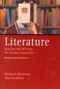 Literature Reading & Writing Shorter 7th Edition