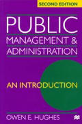 Public Management and Administration : an Introduction (2ND 98 Edition)