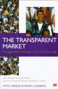 The Transparent Market: Management Challenges in the Electronic Age