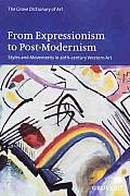 From Expressionism To Post Modernism Sty