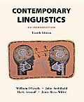 Contemporary Linguistics an Introduction 4TH Edition