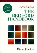 Bedford Handbook 5th Edition
