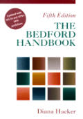 Bedford Handbook 5TH Edition Updated With Mlas & Apa Cover