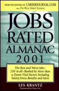 Jobs Rated Almanac 2001