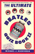 The Ultimate Beatles Quiz Book 2 Cover