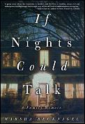 If Nights Could Talk A Family Memoir