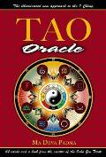 Tao Oracle: An Illuminated New Approach to the I Ching with Cards