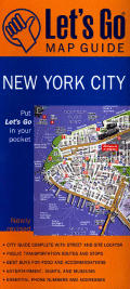 Lets Go Map Guide New York 4th Edition