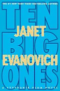 Ten Big Ones: A Stephanie Plum Novel (Stephanie Plum Mysteries #10) Cover