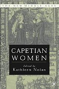 Capetian Women (New Middle Ages) Cover
