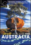 Let's Go 2003: Australia (Let's Go: Australia)