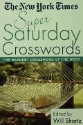 The New York Times Super Saturday Crosswords: The Hardest Crossword of the Week Cover