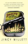 Jenny and the Jaws of Life: Short Stories Cover