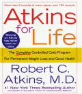 Atkins for Life Cover