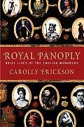 Royal Panoply Brief Lives Of English Mo