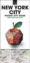 Lets Go Map Guide New York City 5th Edition