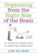 Organizing from the Right Side of the Brain: A Creative Approach to Getting Organized Cover