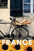 Let's Go 2004: France (Let's Go: France)