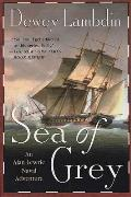 Sea of Grey (Alan Lewrie Naval Adventures) Cover