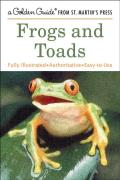 Frogs & Toads A Golden Guide