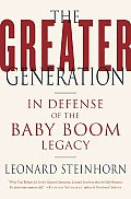 Greater Generation In Defense Of The Bab