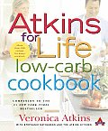 Atkins For Life Low Carb Cookbook