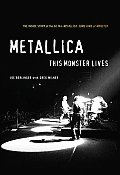 Metallica This Monster Lives The Inside Story of Some Kind of Monster