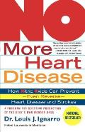 No More Heart Disease: How Nitric Oxide Can Prevent---Even Reverse---Heart Disease and Strokes