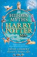 Hidden Myths in Harry Potter Spellbinding Map & Book of Secrets