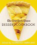 New York Times Dessert Cookbook