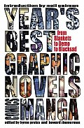 Year's Best Graphic Novels, Comics &amp; Manga: From Blankets to Demo to Blacksad Cover