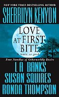 Love at First Bite Four Novellas of Otherworldly Desire