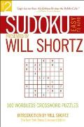 Sudoku Easy to Hard: 100 Wordless Crossword Puzzles