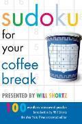 Sudoku for Your Coffee Break: 100 Wordless Crossword Puzzles
