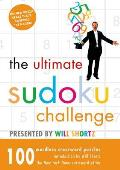 Ultimate Sudoku Challenge 1000 Wordless Crossword Puzzles