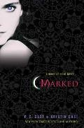 Marked: A House of Night Novel (House of Night Novels) Cover