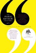 The Paris Review Interviews, Volume I