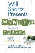 The Monster Book of Sudoku: 300 Wordless Crossword Puzzles Cover
