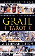 The Grail Tarot: A Templar Vision with Book(s)