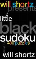 The Little Black Book of Sudoku: 400 Puzzles Cover