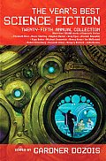 Years Best Science Fiction 25th Annual