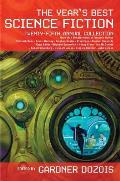 The Year's Best Science Fiction: Twenty-Fifth Annual Collection (Year's Best Science Fiction) Cover
