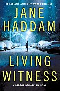 Living Witness A Gregor Demarkian Novel