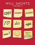 Will Shortz Presents 1,001 Sudoku Puzzles to Do Right Now