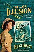 The Last Illusion (Molly Murphy Mysteries) Cover