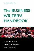 Business Writers Handbook