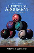 Elements Of Argument 7th Edition