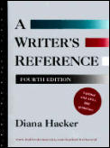 Writers Reference 4th Edition
