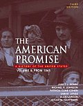 American Promise, Volume II (3RD 05 - Old Edition)