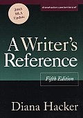 Writers Reference 5th Edition with 2003 MLA update